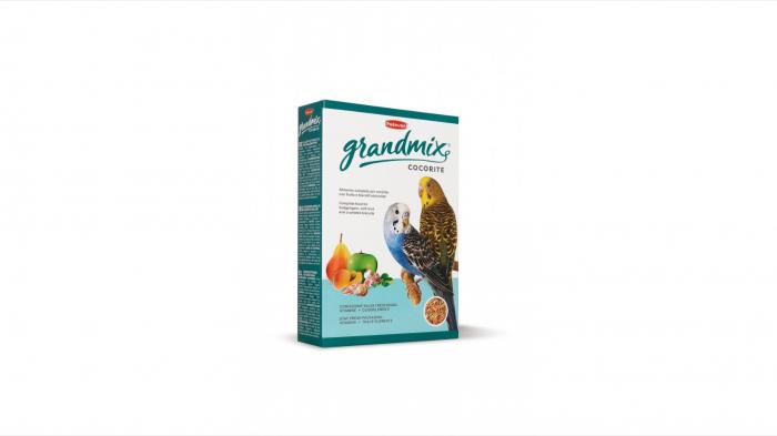 Hrana pentru perusi Padovan GrandMix 400 g [0]