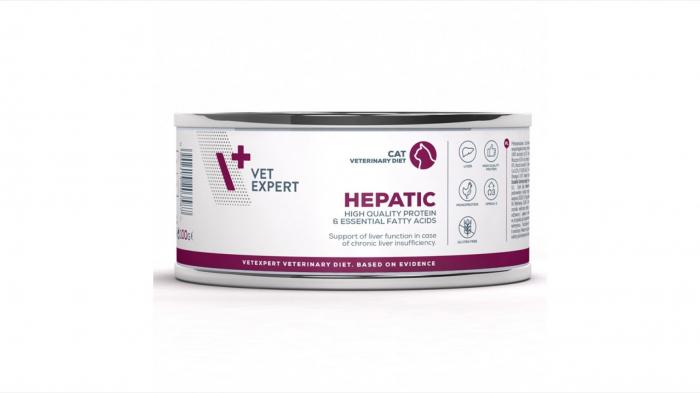 4T Hrana Umeda Diet Hepatic Cat, Conserva 100 g 0