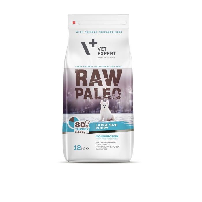 Hrana Uscata, Raw Paleo Large Puppy 12 kg 0