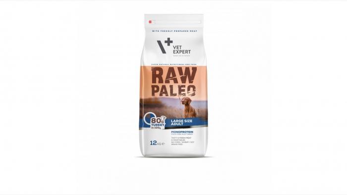 Hrana Uscata, Raw Paleo Large Adult 2.5kg 0