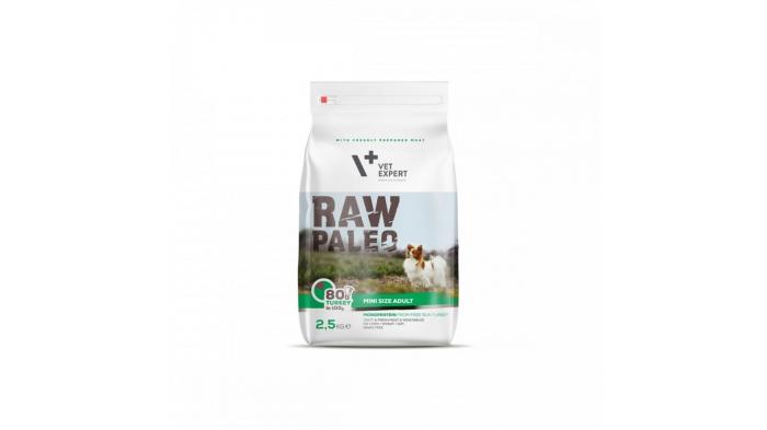 Hrana Uscata, Raw Paleo Mini Adult 2.5 kg 0