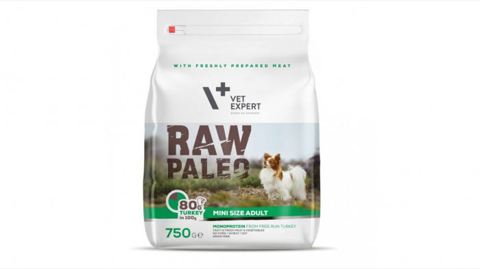 Hrana Uscata, Raw Paleo Mini Adult 750 g [0]