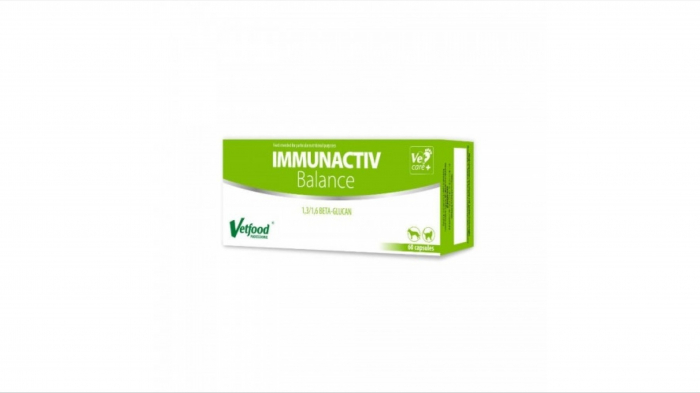 Immunactiv Balance, 120 capsule [0]
