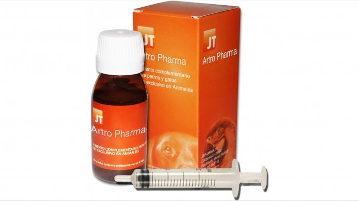 JT-ARTRO PHARMA pentru caini si pisici, 55 ml [0]