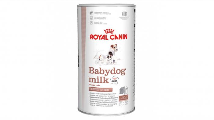 Royal Canin Babydog Milk, Lapte praf pentru catei, biberon si tetina inclusa - 400 g [0]