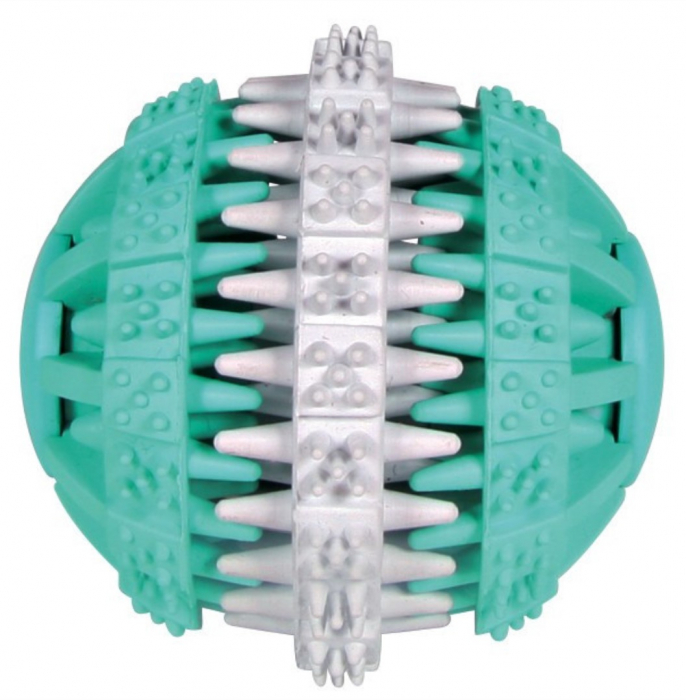 Jucarie Dentafun Ball Mentol 6 cm 0