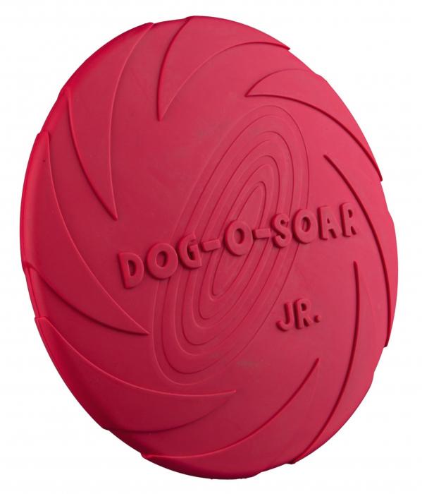Jucarie Frissbe Cauciuc Natural 18 cm [0]