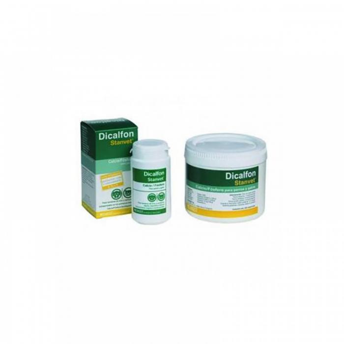 Dicalfon, Stangest, Calciu si Fosfor - 100 Tablete [0]