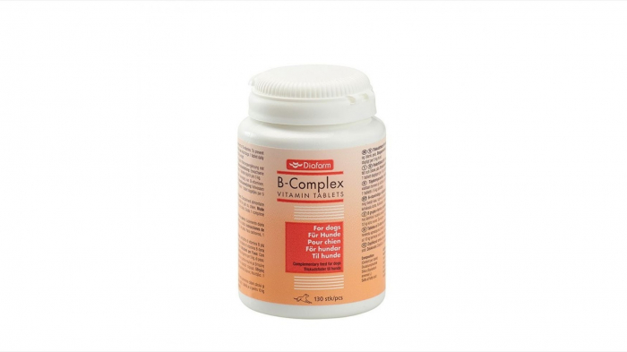 Diafarm B - Complex, 130 tablete 0