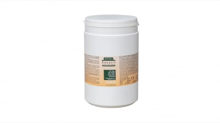 Kanavit Calciu & Trace mineral, 1400 tablete 0