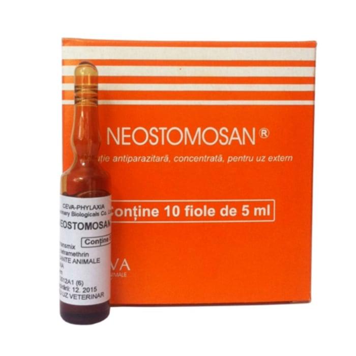Neostomosan, Fiola, 5 ml 0