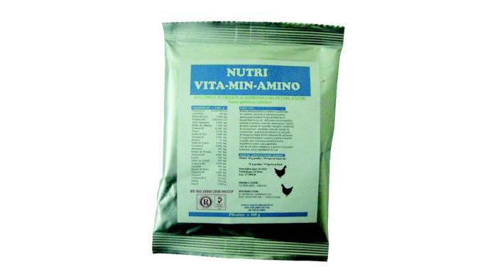 Nutri Vita-Min-Amino, 100 g [0]