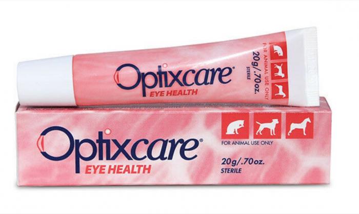 Optixcare EYE HEALTH, 20 g [0]