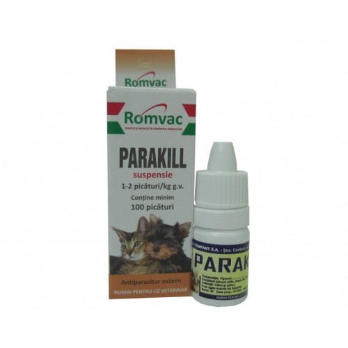 Parakill 5 ml (100 picaturi) [0]