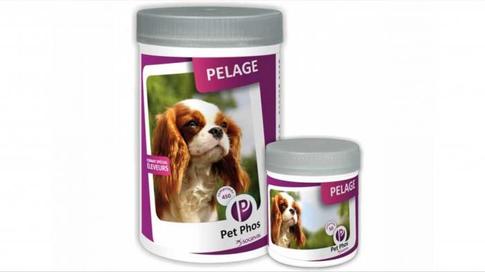 Pet Phos Canin Special Pelage, 50 tablete [0]