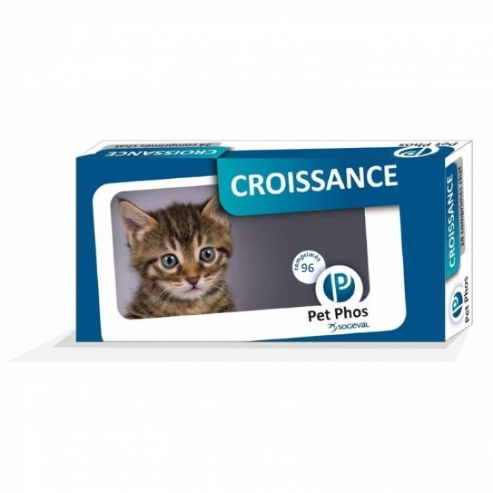 Pet Phos Felin Croissance 96 tablete 0