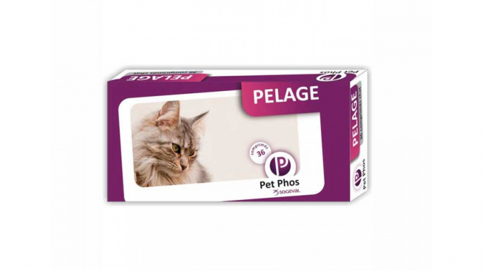 Pet Phos Felin Special Pelage 36 tablete 0