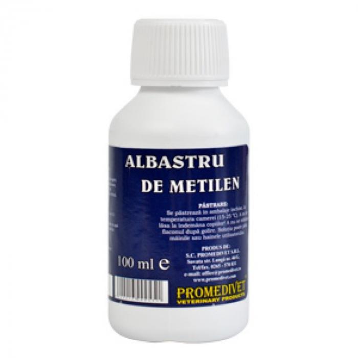 Promedivet Albastru de metilen, 1%, 100 ml [0]
