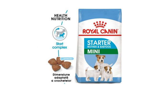 Royal Canin Mini Starter 3 kg 0