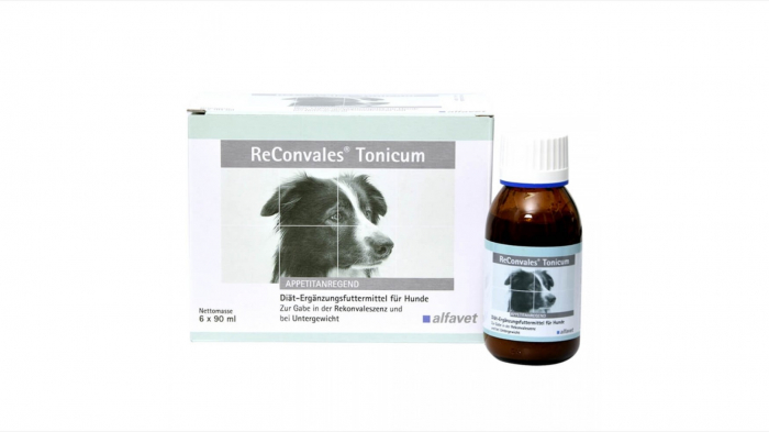 ReCONVALES TONICUM DOG 90ml 0