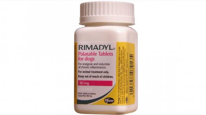 Rimadyl 50 mg, 20 tablete palatabile 0