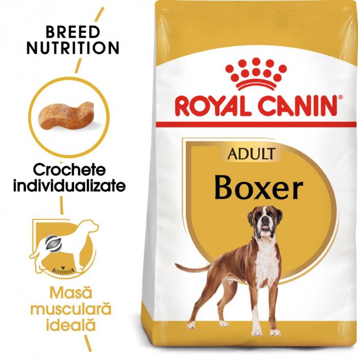 Royal Canin Boxer Adult, 12kg [0]