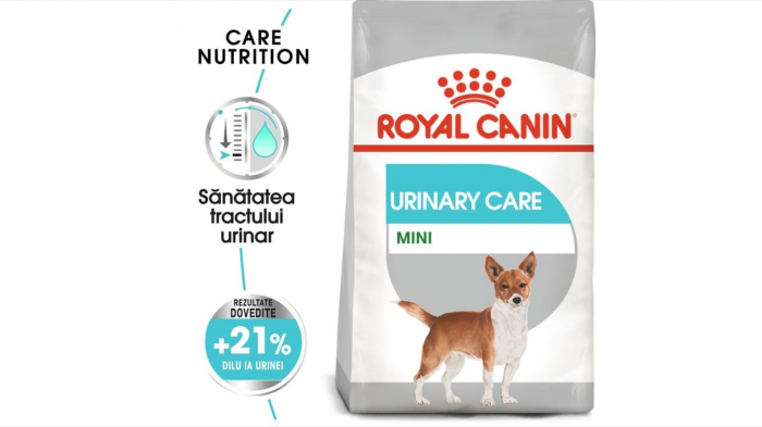 Hrana Royal Canin Mini Urinary Care, 8 Kg 0