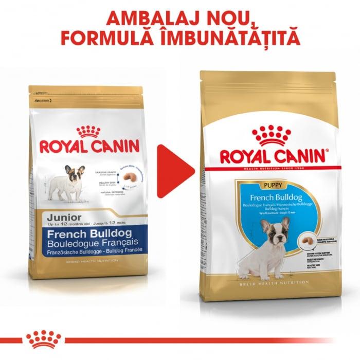 Royal Canin French Bulldog Puppy, 3 kg 1