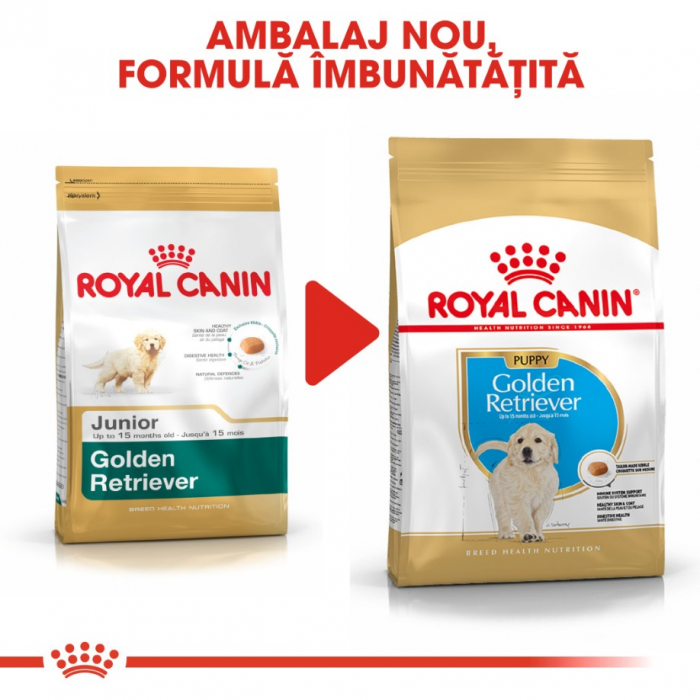 Royal Canin Golden Retriever Puppy 12 Kg 7