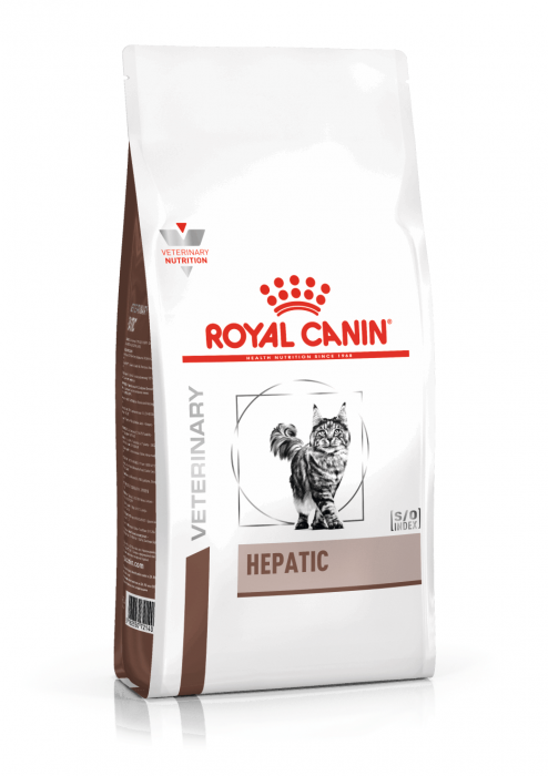 Royal Canin Hepatic Cat 4 kg 0