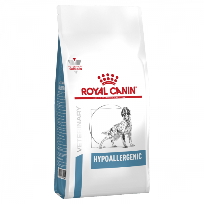 Royal Canin Hypoallergenic Dog 7 kg 1