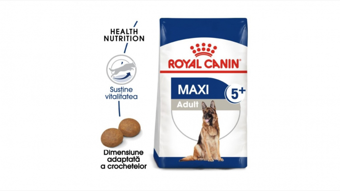 Royal Canin Maxi Adult (5+), 4 Kg 0