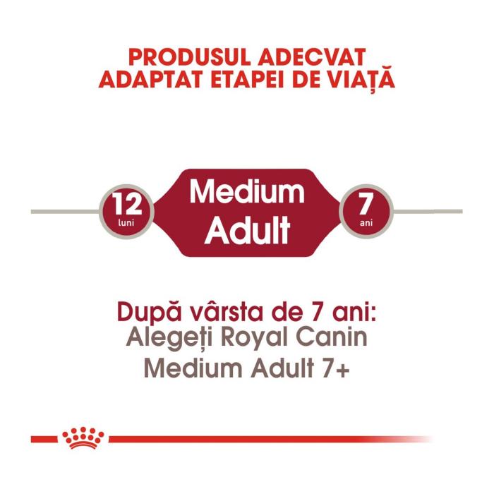 Royal Canin Medium Adult 15 + 3 Kg Gratis [1]
