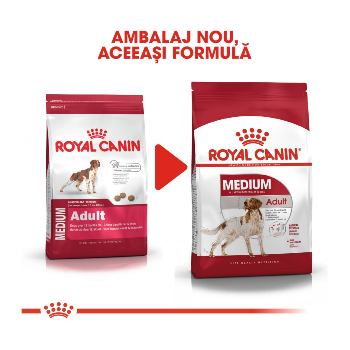 Royal Canin Medium Adult 15 + 3 Kg Gratis [6]