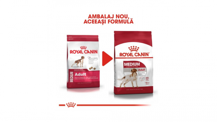Royal Canin Medium Adult 4 Kg 1