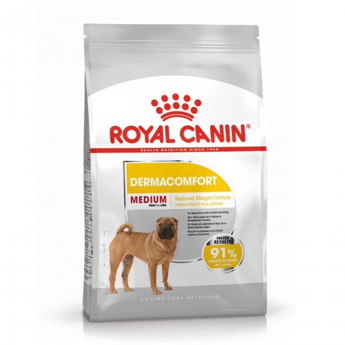 Royal Canin Medium Dermacomfort, hrana uscata - 3 kg [0]