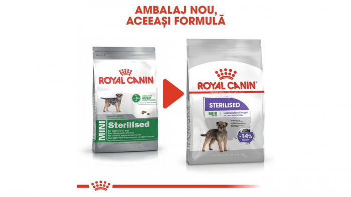 Royal Canin Mini Adult Sterilised, 3 kg 1