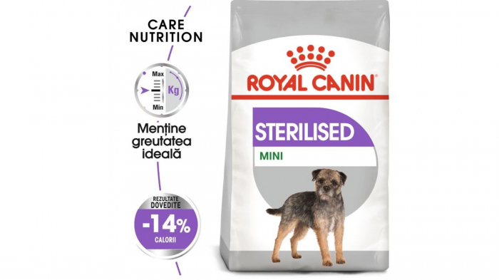 Royal Canin Mini Adult Sterilised, 3 kg 0