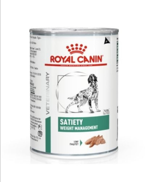 Royal Canin Satiety Dog Conservă 410 g 0