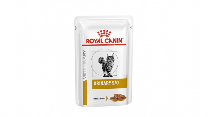 Royal Canin Wet Urinary SO Cat, 12 plicuri x 85g 0