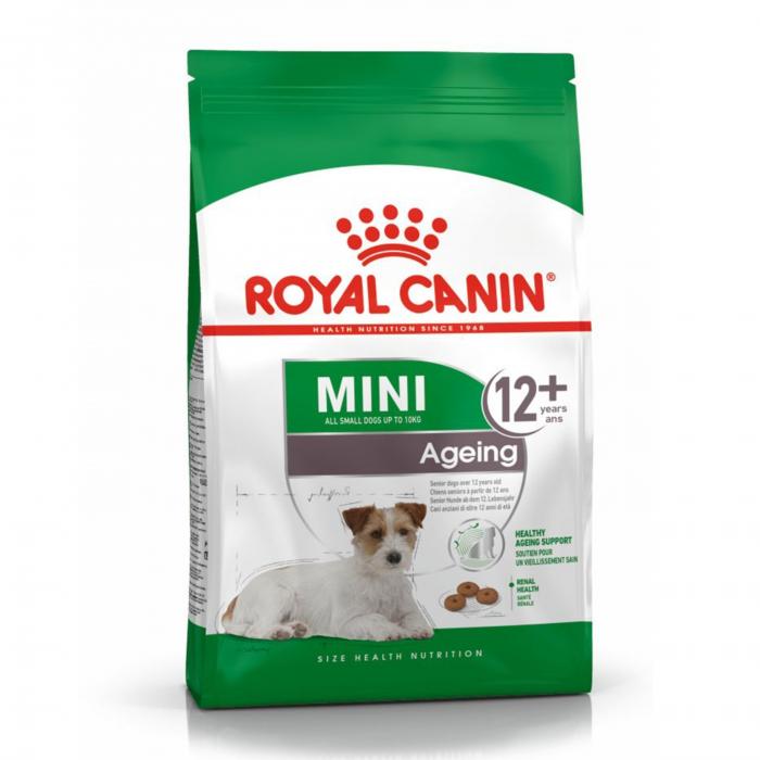 Royal Canin Mini Ageing 12+, hrană uscată câini senior, 1.5kg [5]