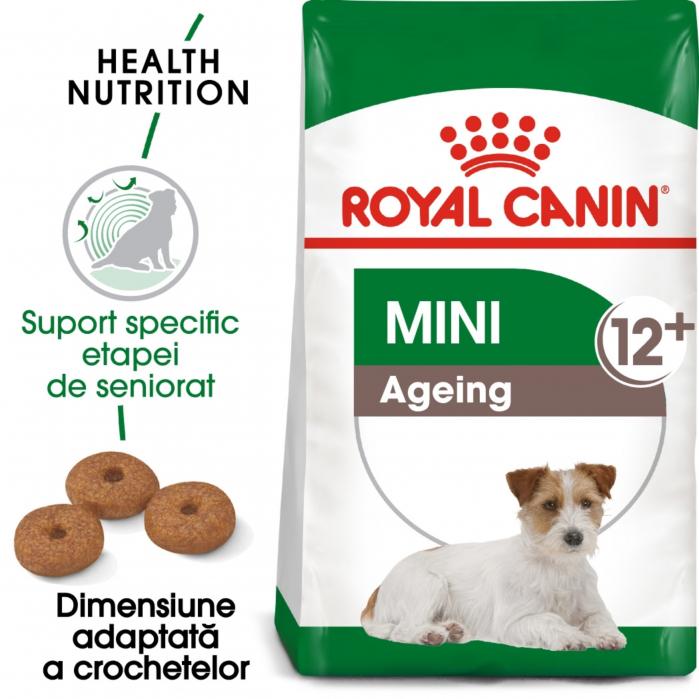Royal Canin Mini Ageing 12+, hrană uscată câini senior, 1.5kg [0]