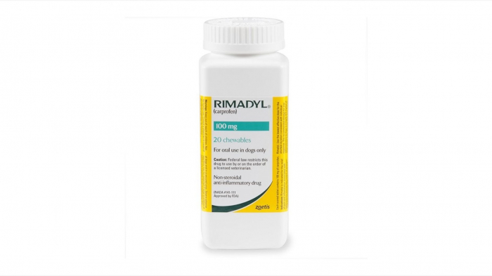 Rimadyl 100 mg, 20 tablete palatabile 0