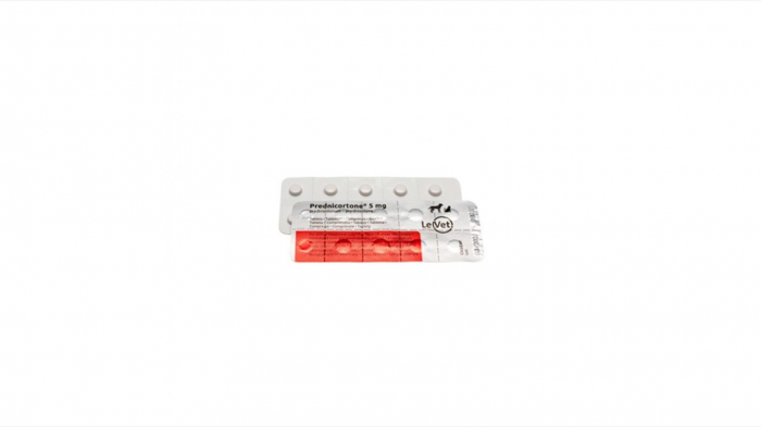 Prednicortone 5 mg, Blister 10 tablete 0