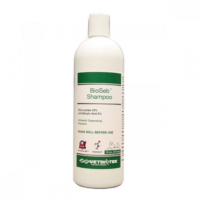 Sampon antiseboreic, VetBioTek BioSeb, 237ml [0]