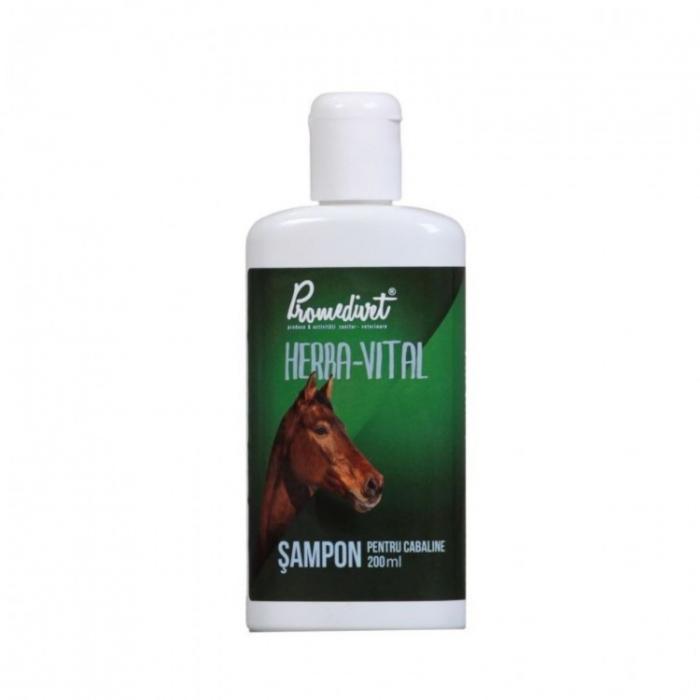 Sampon pentru cai, Promedivet Herba-vital 200 ml 0