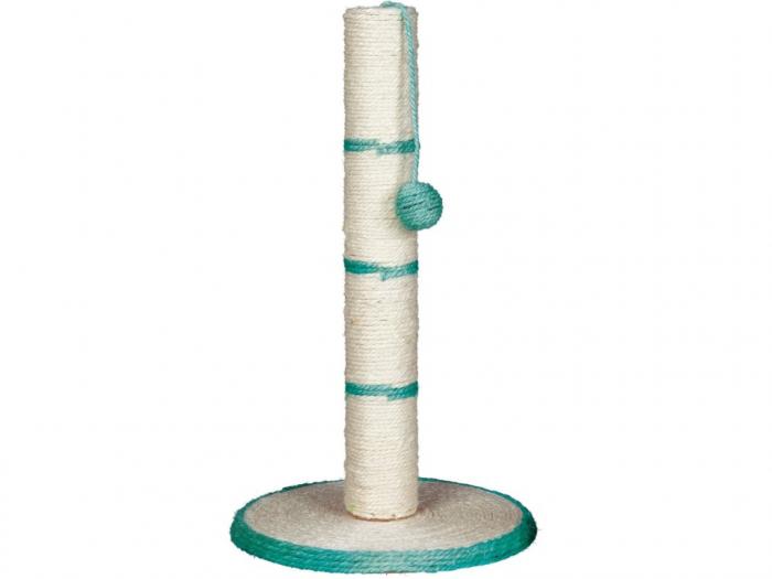 Sisal Plat cu Stalp si Jucarie H50 cm Diametru 31 cm [3]