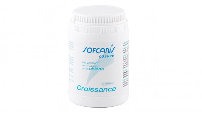 Sofcanis Croissance Caine 50 Comprimate 0