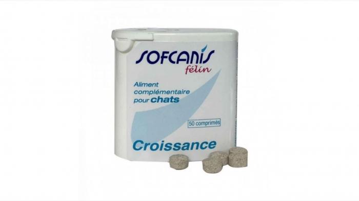 Sofcanis Felin Croissance, 50 comprimate [0]