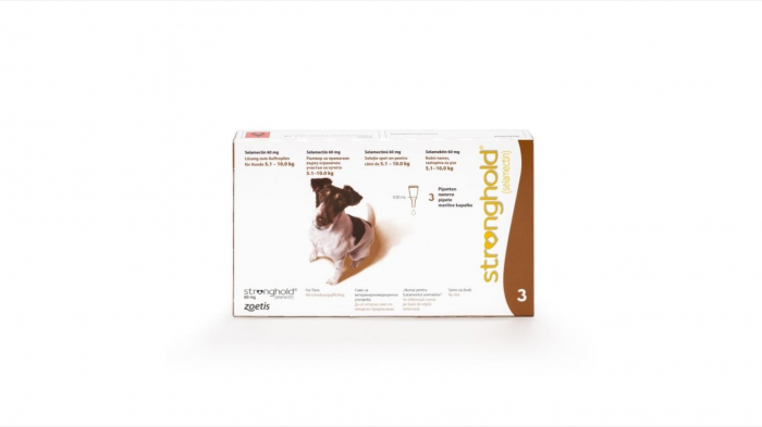 Stronghold Caine 60 mg (5 - 10 kg), 3 pipete [0]